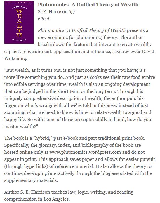 Plutonomics review