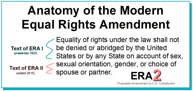 "Equal Rights Amendment 2 (""ERA2"") 