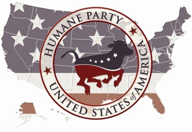 Humane Party | National Seal | by Pilar Posada, Chris Lochinski, and Shelley Harrison